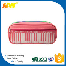 Promotional student stationery pencil bag(NV-PE043)