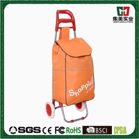 Folding Shopping Trolley Bag Luggage Cases