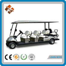 CE approved 8 seats electric sightseeing bus electric shuttle bus