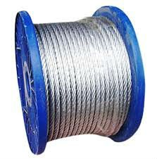 INOX Wire Rope Cable for General Purpose,Harvesting machine,Crane, Aircraft,Rigging