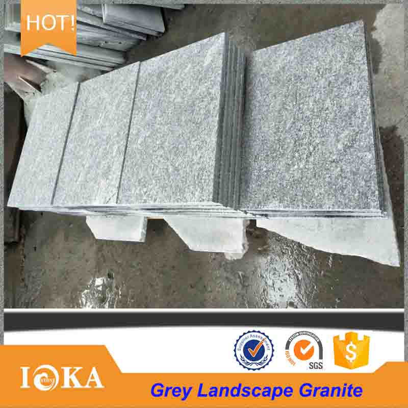 Wholesale G302 Grey Granite Cost Landscape Stone