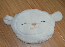 microwavable sheep head warming up <strong>toy</strong>