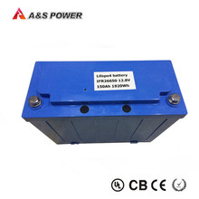 China Manufacturer Golf Cart Battery 12v/24v 150Ah lifepo4 Battery With UN38.3 Report