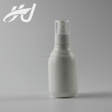 round airless cosmetic packaging bottle