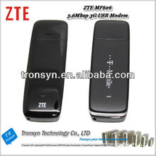 Original ZTE MF626 7.2Mbps HSDPA Wireless Data Card AND 3G USB Modem