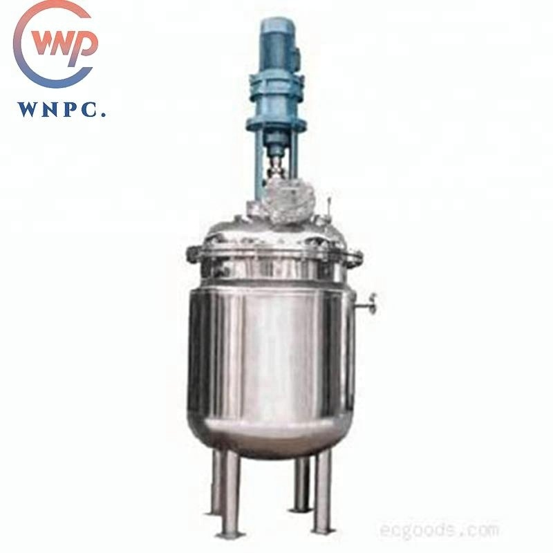 Various type liquid phase chemical reactor stainless steel reaction vessel