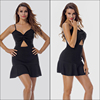 Online Shopping Hollow Harness Women Sexy Alibaba Fashion Dress