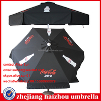 cola series promotional item advertising umbrella products with logo