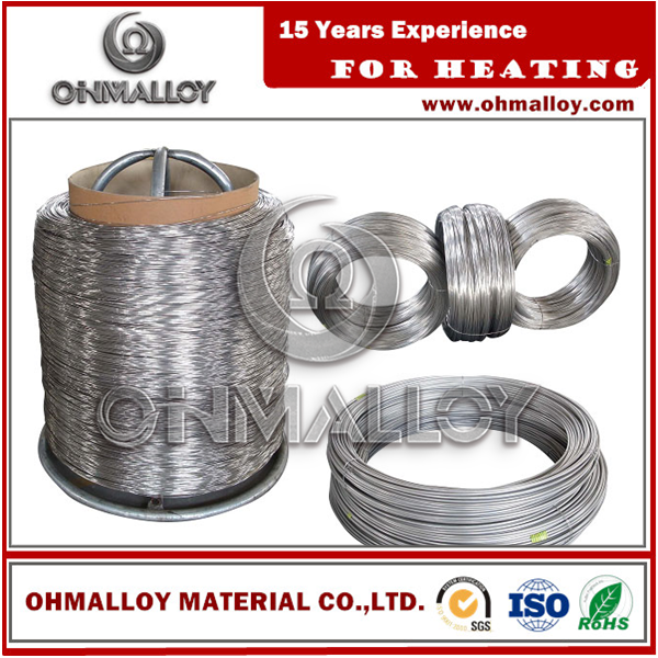 0cr21al6 Heating Alloy Fecral Electrical Alchrome 0Cr23Al5 Wire