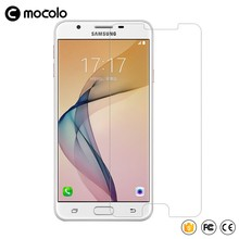 Factory Supply ! 2.5D ultra clear anti shock tempered glass screen protector for Samsung galaxy J5 prime
