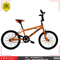 SOLOMO High Quality 20 Inches Free Style BMX Bike Kid Bicycle