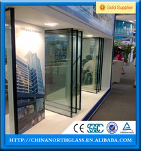 double glazing, insulated glass panels for curtain wall,building