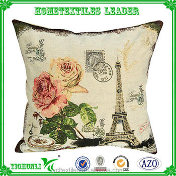 2014 High Quality Beautiful Wholesale Best Price Cushioning Covers Jacquard