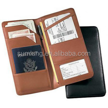 RFID blocking wallet PROTECTS your Credit Card, ID Card, Passport from Identity Theft and Electronic Pick pocketing.
