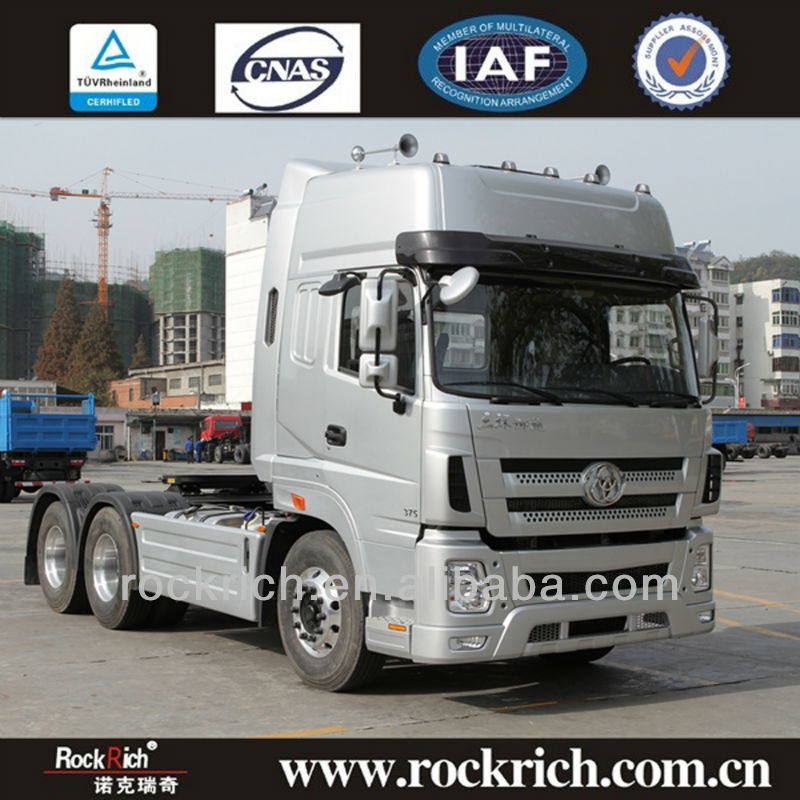 Low Price Best Quality China Brand 420HP Tractor Head Truck