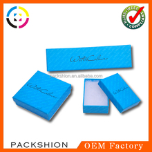 Automatic Machine Made Paper Custom Jewelry Box with Cheap Price
