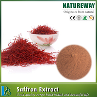 Natured Herbal Saffron buyers Specification Crocetin 95% & Safranal 0.2% 0.3% 0.34%