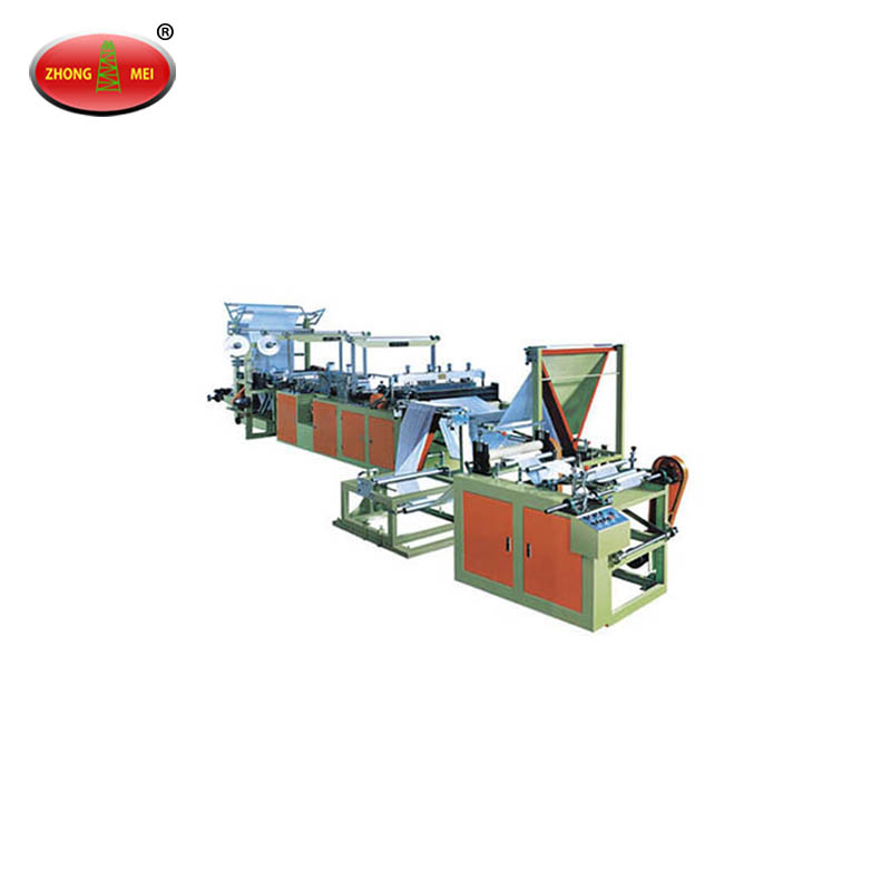 Shandong China Coal Group Best Price Shopping/Rubbish/T-Shirt Plastic Bag Making Machine