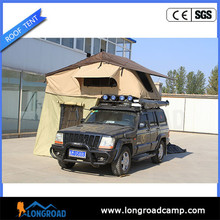 Auto camping car roof tent for safari