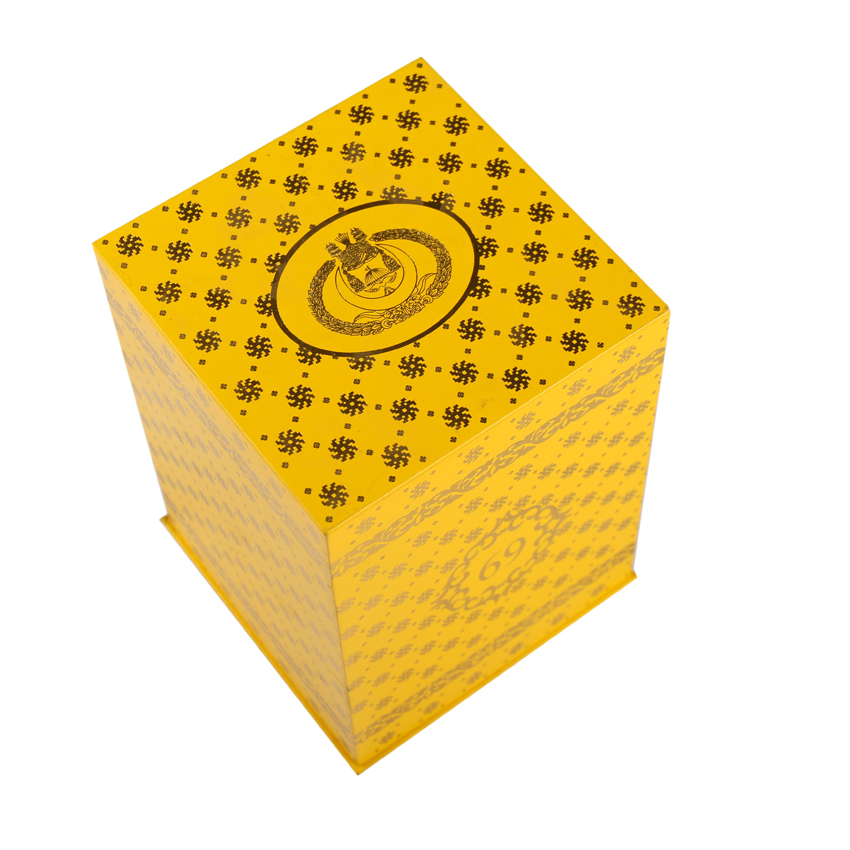 skillful manufacture beautiful design small paper gift box for sale