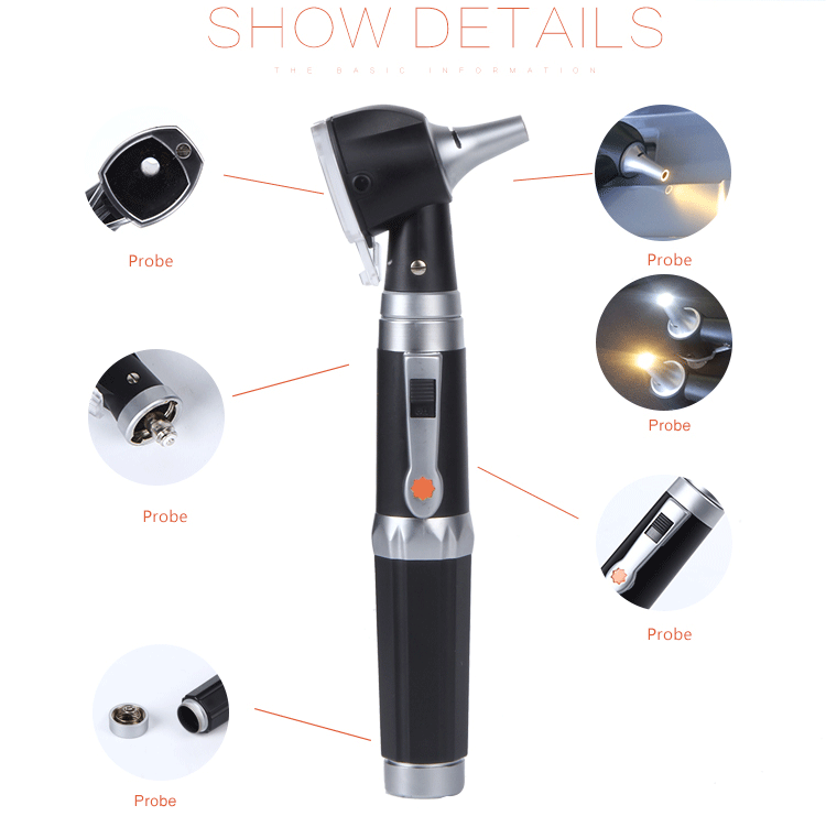 Portable Mini Otoscope