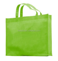Customized reusable eco friendly logo printing shopping bags
