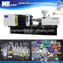 CPU and keba screen control injection moulding machine in south america