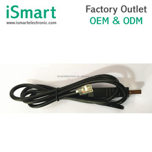 win7 8 win10 prolific pl2303ta usb rs232 to rj11 rj12 rj25 rj9 cable for cpu mcu