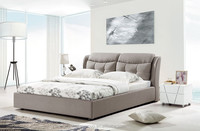 YV931-Bedroom furniture high back designer bed