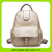 15590 2015 High quality cheap wholesale leather backpack bag made in china