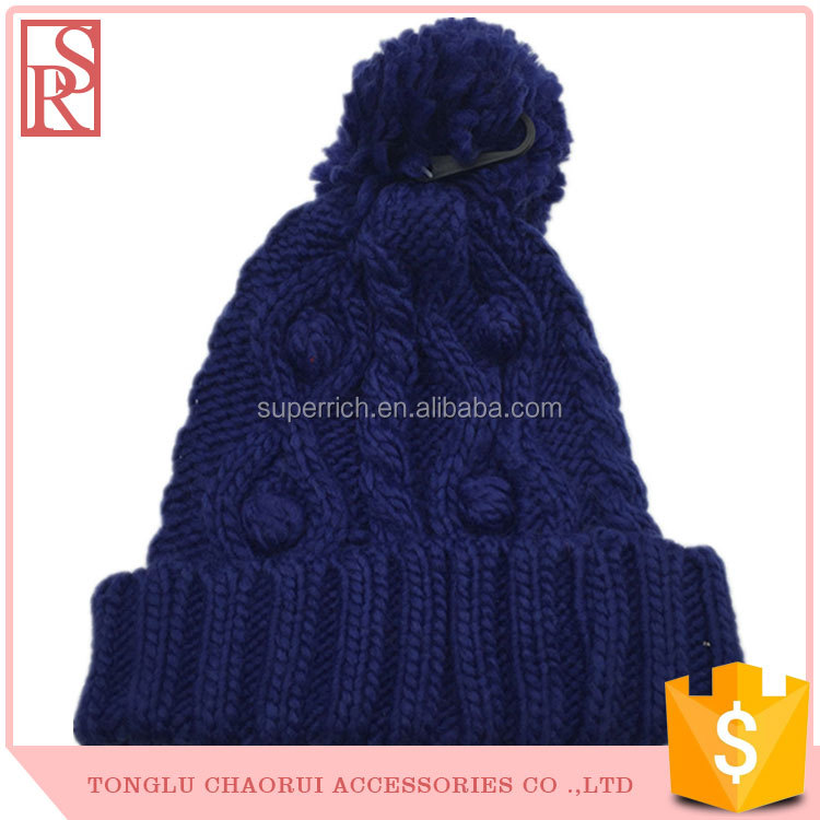 Top quality OEM/ODM Custom Colour faux fur winter hats