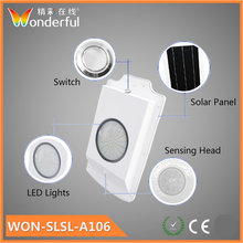 High effiency Led retrofit kit 100W solar led street light all in one