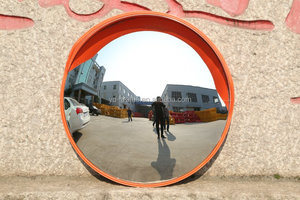 45cm bus side view mirror sides convex mirror