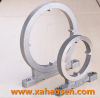 High precision Stainless steel casting bearing base