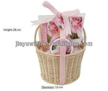Wholesale wicker mini gift basket empty buy gift basketempty wholesale wicker mini gift basket empty negle Choice Image