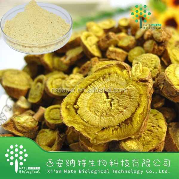 Natural scutellaria baicalensis extract/baicalin/Baical Skullcap Root extract