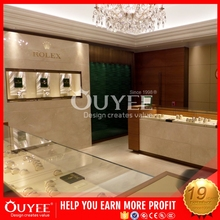 Elegant Fashion Design Display Furniture For Jewelry Shop Interior Design