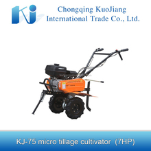China high quality hand operated farm equipment/hand tiller for sale