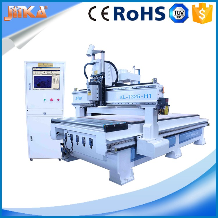 Multi-function drilling Panel Furniture CNC Router KL-1325-H1