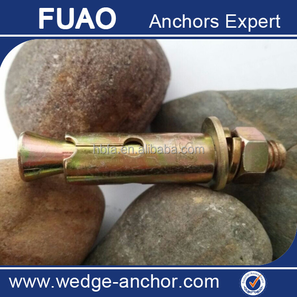 bolt anchor / different types nuts bolts / door wedge / construction
