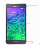 for Samsung Galaxy Alpha tempered glass screen protector