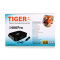 2017 Best Selling Products Tiger I400Pro Full HD 1080P 4K Arabic IPTV Box Support One Year IPTV Account and H265 Channels