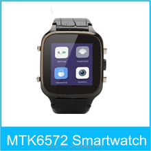 Touch Screen Bluetooth 4.0 WCDMA GPS android smart watch cellphone wifi