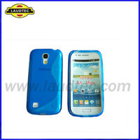 New Arrival S Line TPU Soft Back Case for Samsung Galaxy S4 Mini