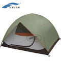 3 season Fireproof Waterproof 2 Person Camping Sundome Tent