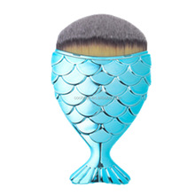 best selling mermaid tail makeup <strong>brushes</strong> for sale Top Quality professional factory unicorn makeup <strong>brush</strong>