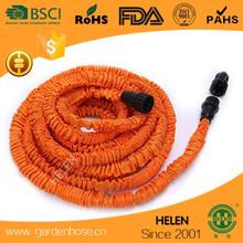 2017 Full set garden watering colored Incredible Expandable Water Hose 25/50/75/100ft Automatically Expand and Contract