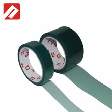 Wholsale silicone adhesive heat resistant die cutting pet dot tape for powder coating