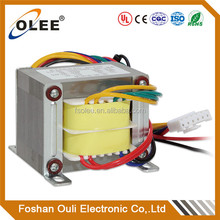 Isolation transformer single phase electronic power transformer