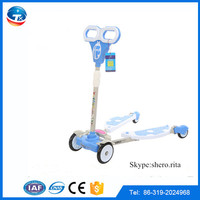 Hot sale best quality low price kids pro scooter smart scooter, T bar scooter 3 wheel